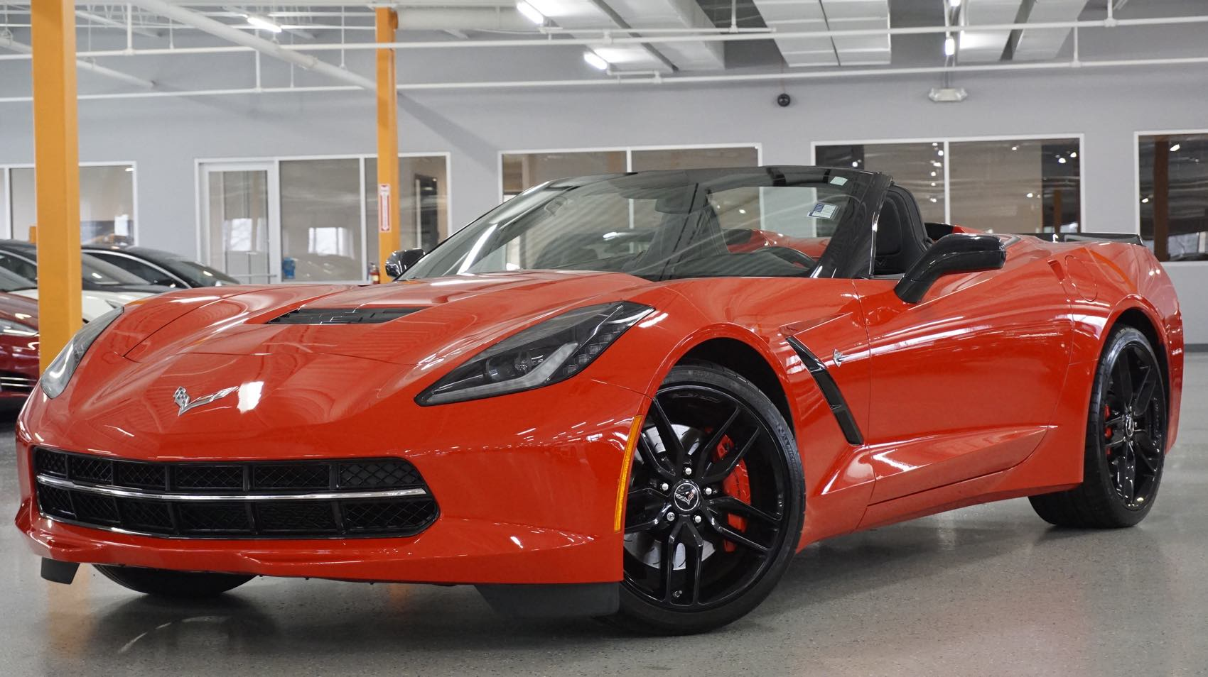 2014 Chevrolet Corvette Stingray Z51 >> Pre-Owned 2014 Chevrolet Corvette Stingray Z51 2D