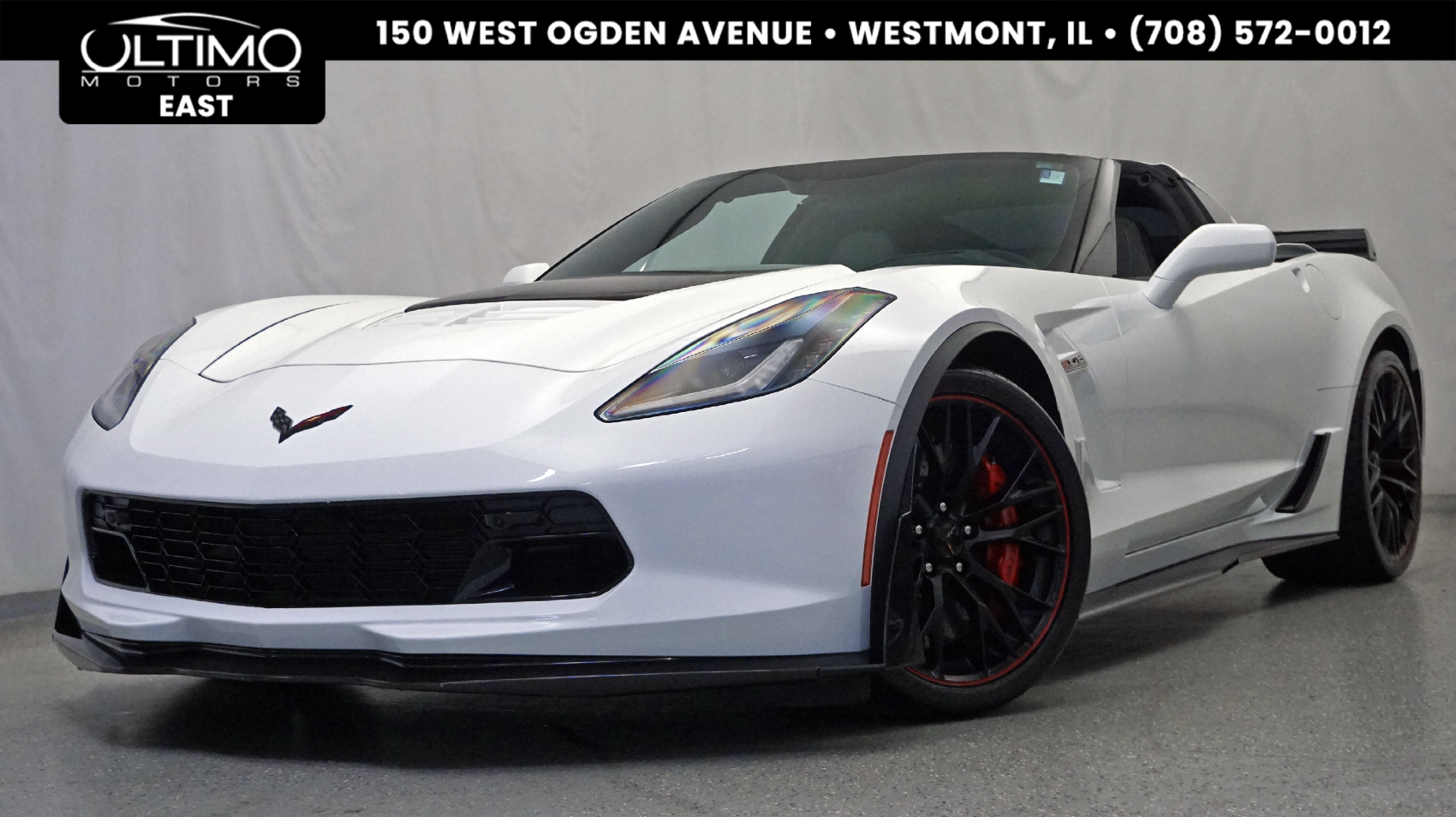 pre owned 2017 chevrolet corvette z06 3lz 7 speed manual z07