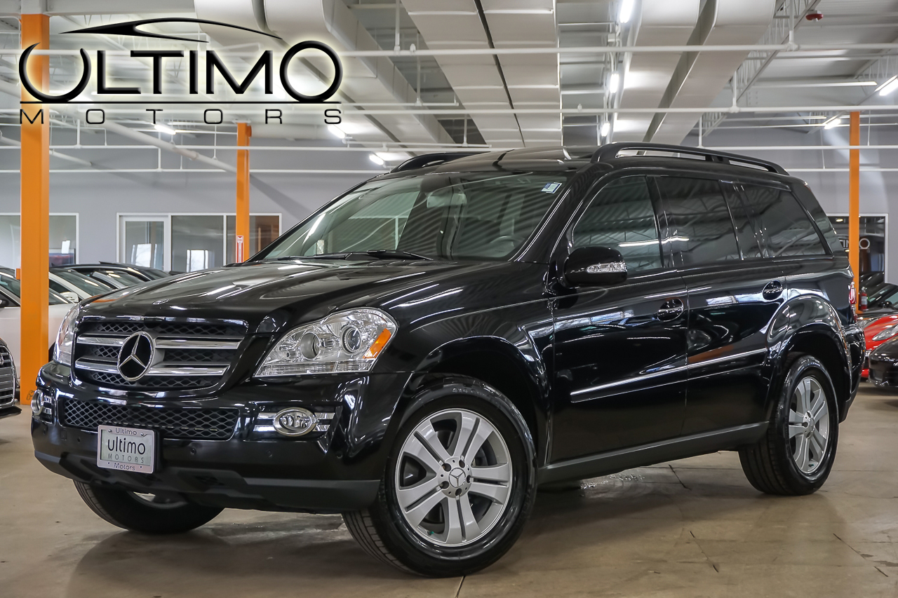pre owned 2007 mercedes benz gl class suv in warrenville u1986 ultimo motors. Black Bedroom Furniture Sets. Home Design Ideas