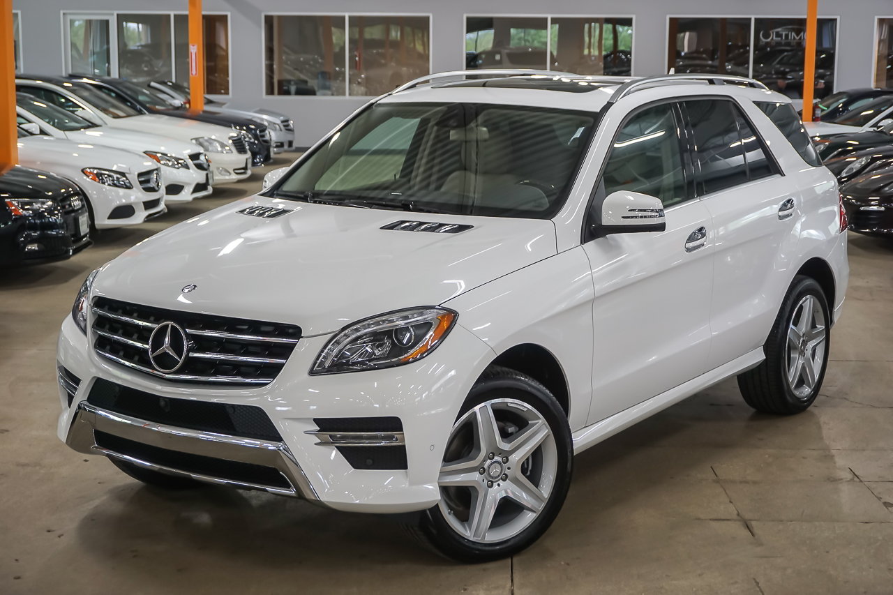 pre owned 2015 mercedes benz m class ml400 suv in warrenville u2014 ultimo motors. Black Bedroom Furniture Sets. Home Design Ideas