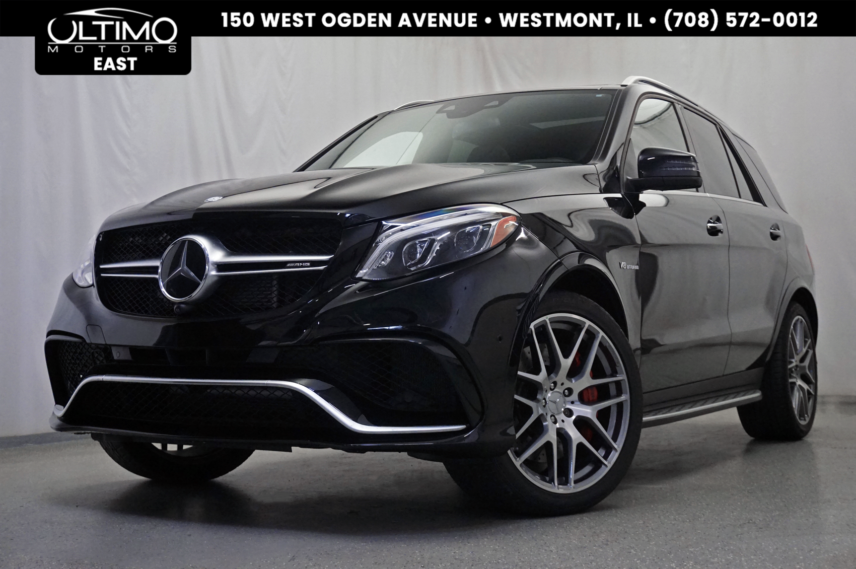 Pre Owned 2016 Mercedes Benz Gle Amg 63 S Model Performance Exhaust