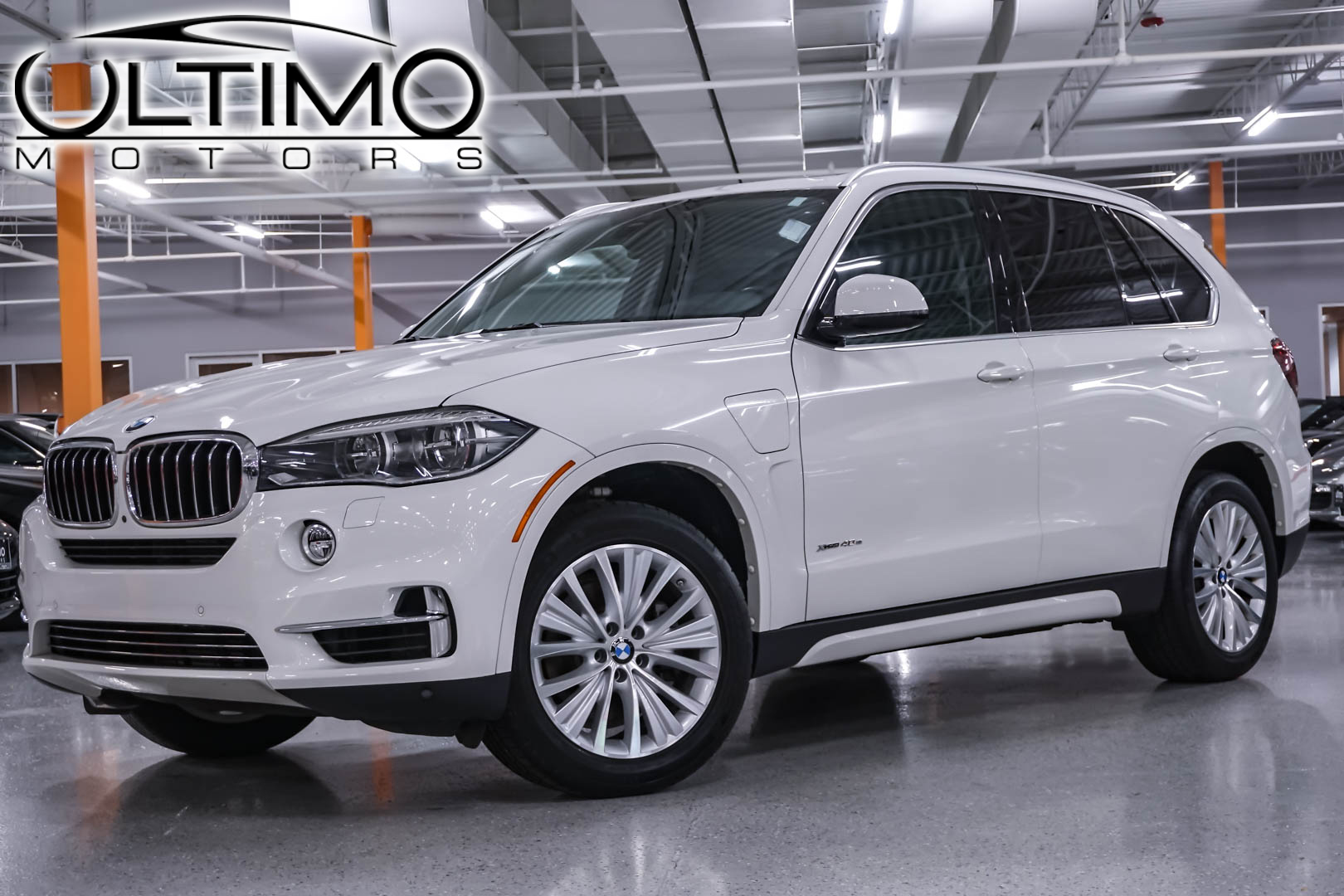 Pre Owned 2016 Bmw X5 Edrive Xdrive40e