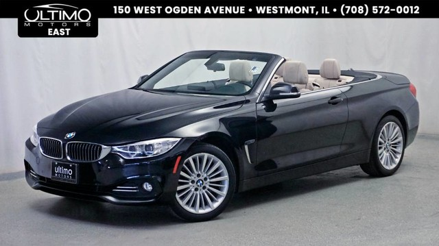 Pre Owned 2017 Bmw 4 Series 428i Xdrive