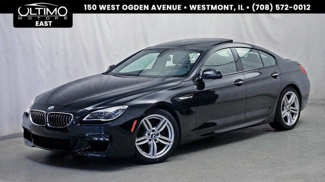 Pre Owned 2016 Bmw 6 Series 640i Xdrive Gran Coupe