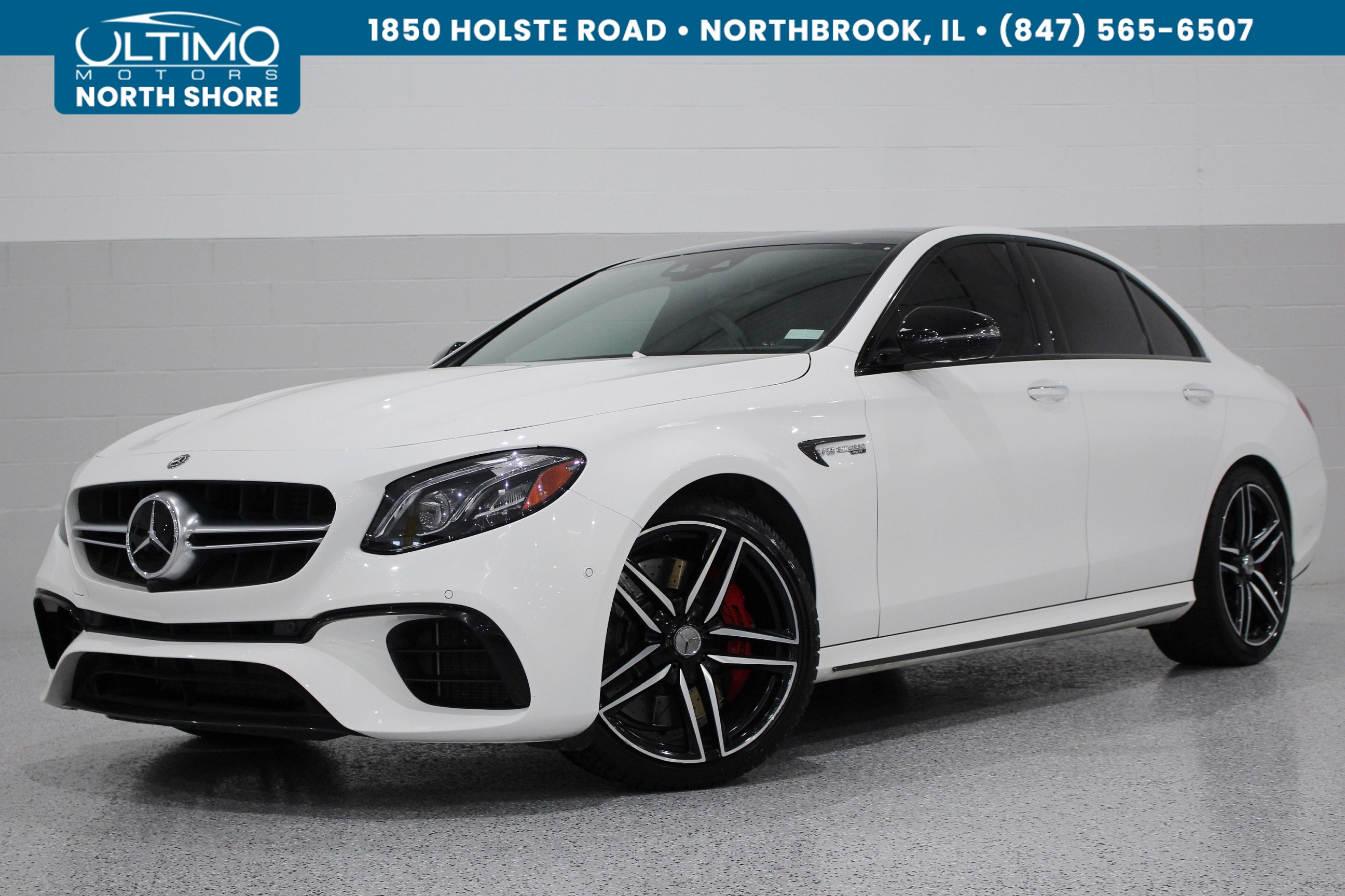 Pre Owned 2018 Mercedes Benz E Class Amg E 63 S Exterior Carbon