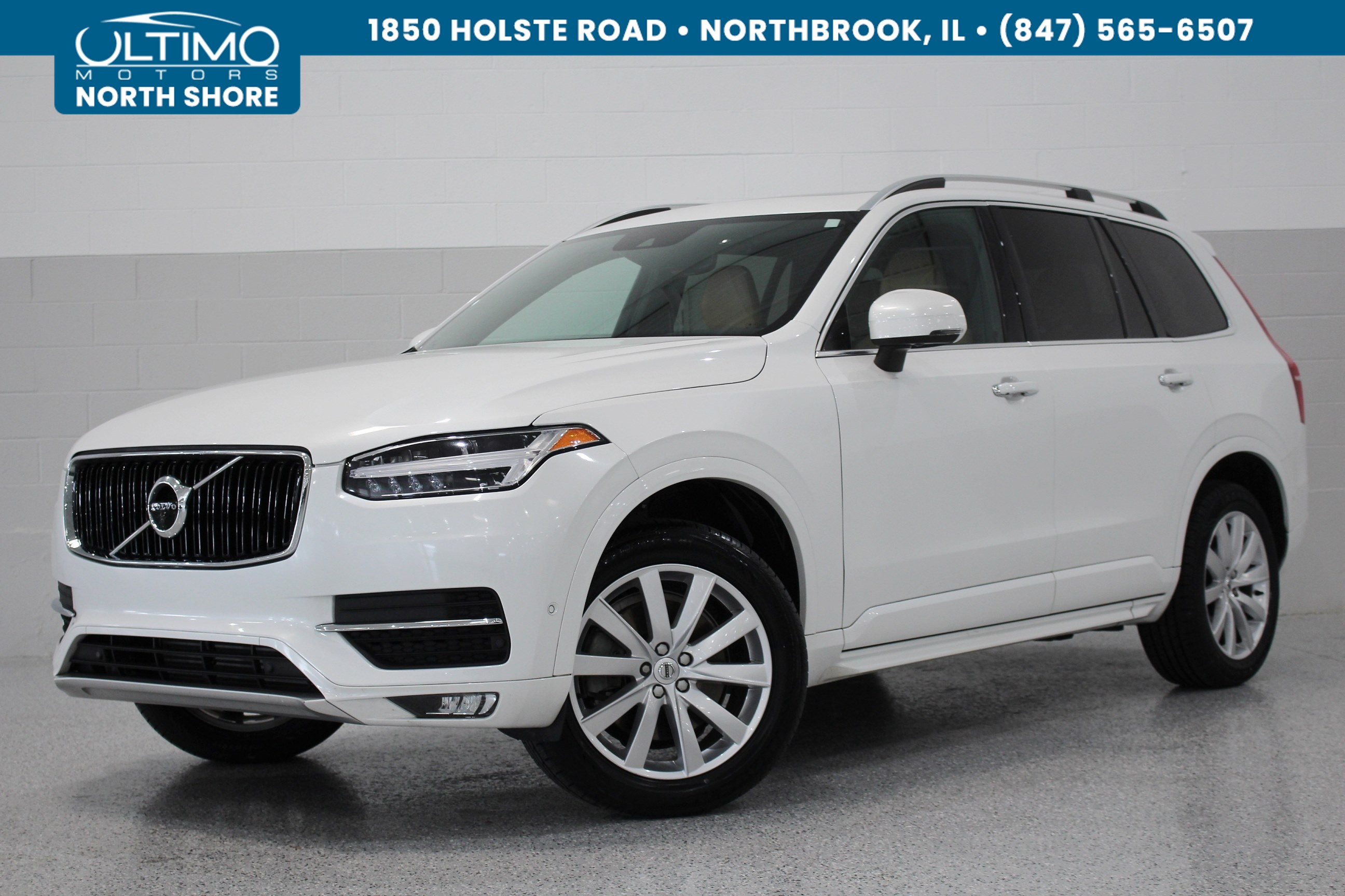 Pre Owned 2017 Volvo Xc90 Momentum